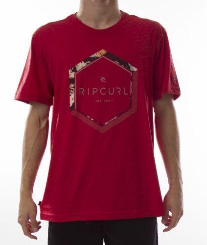 Camiseta Rip Curl Geométrica