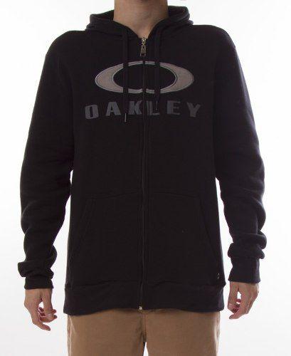 Moletom Oakley One Brand Zip Fleece 472273