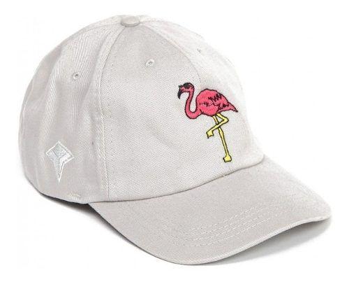 Boné Vextor Strapback Deadhat Flamingo