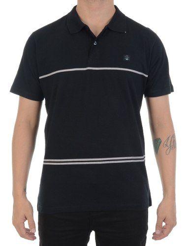 Camiseta Polo Hd Simple 4620