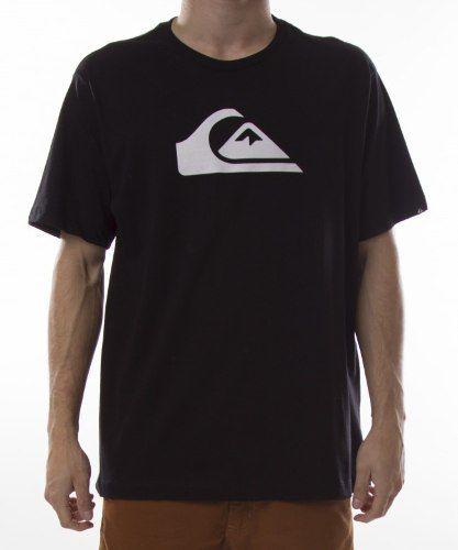 Camiseta Quiksilver Logo 61114327