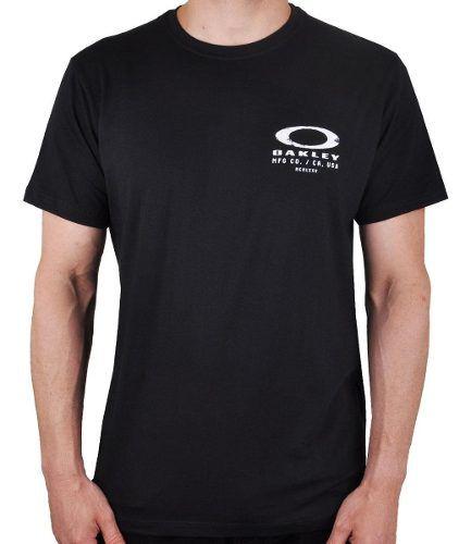 Camiseta Oakley Mod Ellipse Skull Stacked 457631