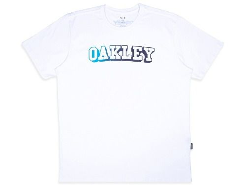 Camiseta Oakley Mod Gradient Letter Tee 457705