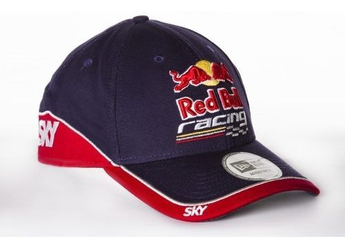 Boné Red Bull Original Sky Rb Pronta Entrega Azul Blue Two