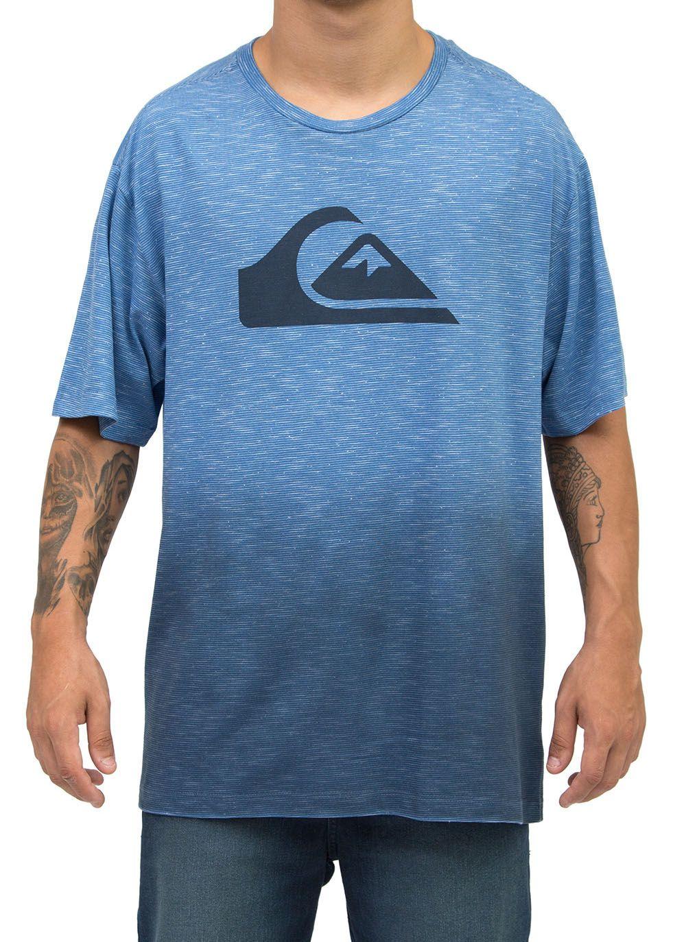 Camiseta Quiksilver Degrade 61142586