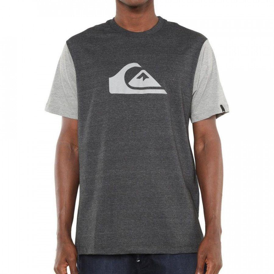 Camiseta Quiksilver M&W Bicolor