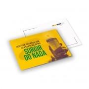 Cartão Presente personalizável modelo 2