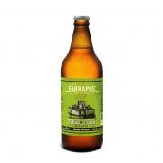 Cerveja Farrapos India Pale Ale IPA Toco de Vela 600 ml