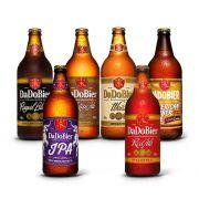 Kit degustação Dado Bier 6 cervejas