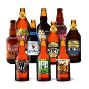 Kit degustação Edelbrau 10 cervejas