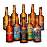 Kit degustação Heilige 10 cervejas
