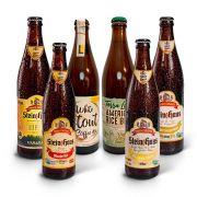 Kit degustação SteinHaus Orgânica 6 cervejas