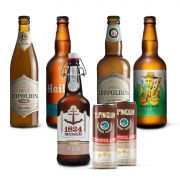 Kit premiadas leves 6 cervejas