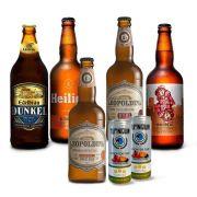 Kit premiadas maltadas 6 cervejas