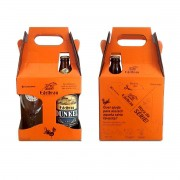 Kit presente Edelbrau Dunkel 600ml + copo Windsor