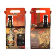 Kit Roleta Russa American Pale Ale 500 ml + copo 320 ml com pulseira