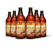 Pack Dado Bier Amber Ale 6 cervejas 600ml