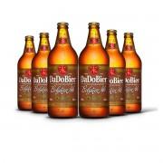Pack Dado Bier Belgian Ale 6 cervejas 600ml