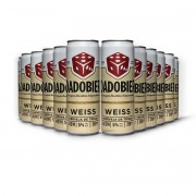 Pack Dado Bier Weiss 12 cervejas 350ml