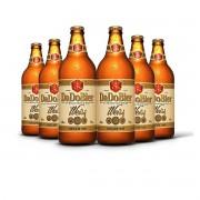 Pack Dado Bier Weiss 6 cervejas 600ml