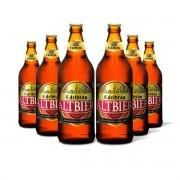 Pack Edelbrau Altbier 6 cervejas 600ml