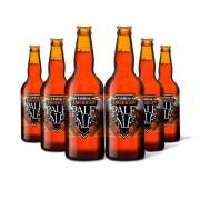 Pack Edelbrau American Pale Ale APA 6 cervejas 500ml