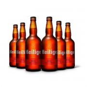 Pack Heilige Red Ale 6 cervejas 500ml