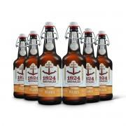 Pack Imigração Pilsen 6 cervejas 500ml