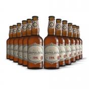 Pack Leopoldina India Pale Ale IPA 12 cervejas 500ml