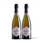 Pack Leopoldina Italian Grape Ale 2 cervejas 750ml