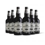 Pack Leopoldina Porter 6 cervejas 500ml
