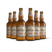 Pack Leopoldina Session Pale Ale 6 cervejas 500ml