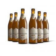Pack Leopoldina Weissbier 6 cervejas 500ml