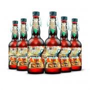 Pack Roleta Russa American Pale Ale APA 6 cervejas 500ml