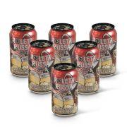 Pack Roleta Russa American Pale Ale APA 6 latas 350ml
