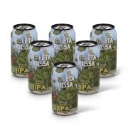 Pack Roleta Russa Easy IPA 6 cervejas 350ml