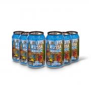 Pack Roleta Russa Easy IPA sem álcool 6 cervejas 350ml