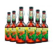Pack Roleta Russa Imperial IPA 6 cervejas 500ml