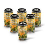 Pack Roleta Russa Imperial IPA 6 cervejas 350ml