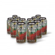 Pack Roleta Russa India Pale Ale IPA 12 cervejas 350ml