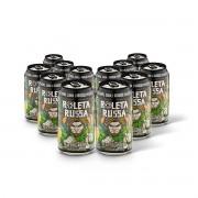 Pack Roleta Russa New England IPA 12 cervejas 350ml