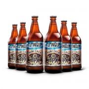 Pack Tupiniquim Anunciação IPA 6 cervejas 600ml