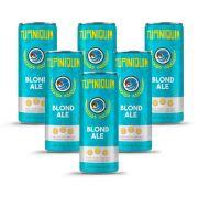 Pack Tupiniquim Blond Ale 6 cervejas 350ml