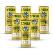 Pack Tupiniquim Citrus Bomb Double IPA 6 cervejas 350ml