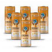 Pack Tupiniquim Coconut Milkshake IPA 6 cervejas 350ml