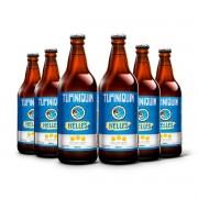Pack Tupiniquim Helles 6 cervejas 600ml