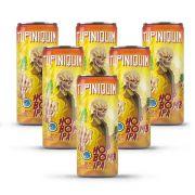 Pack Tupiniquim Hop Bomb IPA 6 cervejas 350ml