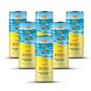 Pack Tupiniquim Ligera Witbier 6 cervejas 350ml