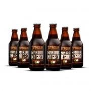 Pack Tupiniquim Manjar Negro Imperial Stout 6 cervejas 310ml