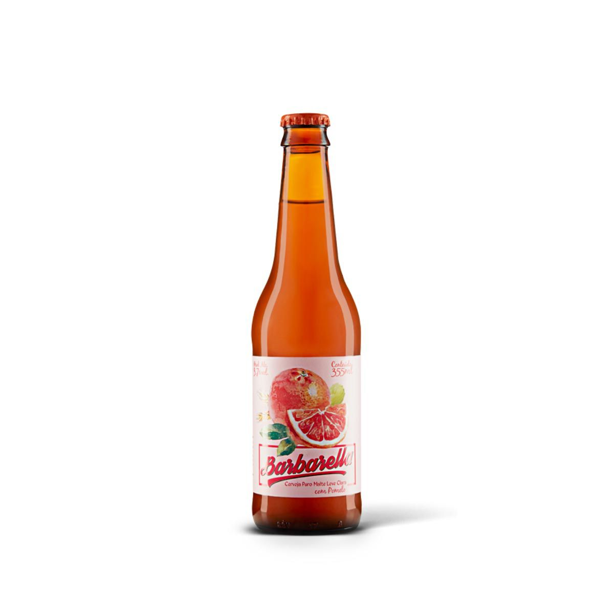 Barbarella Fruitbier Pomelo 355ml
